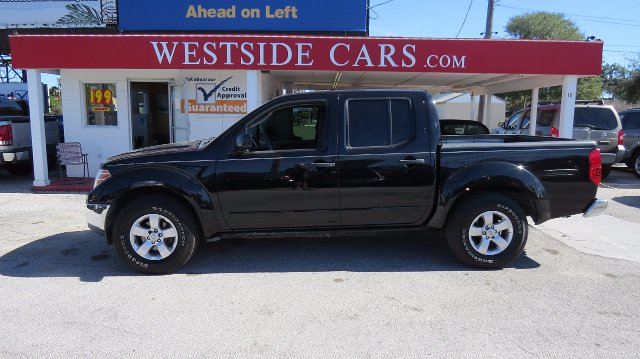 2010 Nissan Frontier SE Crew Cab 2WD 5-Speed Automatic