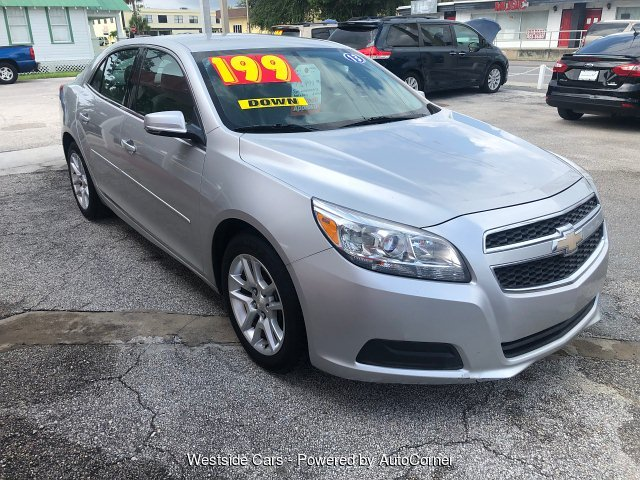 2013 Chevrolet Malibu 1LT 6-Speed Automatic