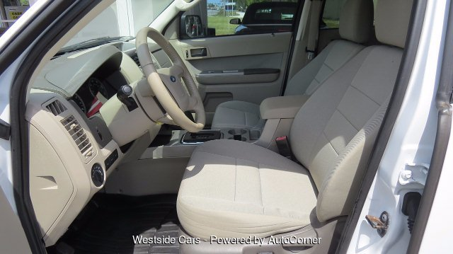 2010 Ford Escape XLT 4WD 6-Speed Automatic