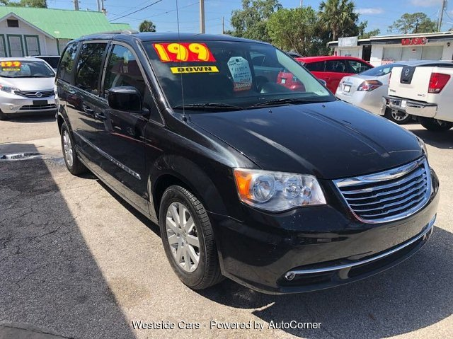 2014 Chrysler Town & Country Touring 6-Speed Automatic