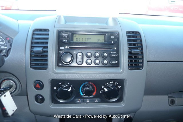 2006 Nissan Frontier SE 4.0L 6CYL AUTOMATIC 2WD