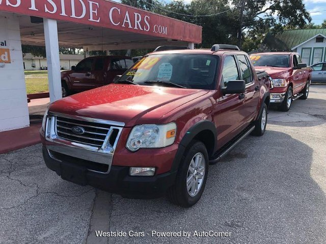 2008 Ford Explorer Sport Trac XLT 4.0L 2WD 5-Speed Automatic