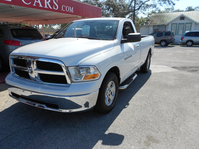2011 Ram 1500 SLT SWB 2WD 4-Speed Automatic