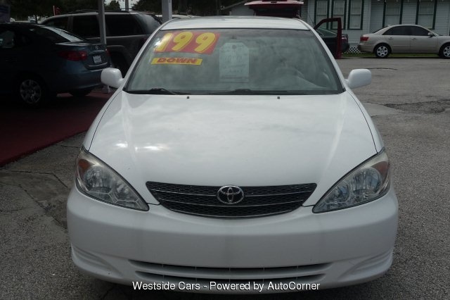 2004 Toyota Camry LE V6 AUTOMATIC