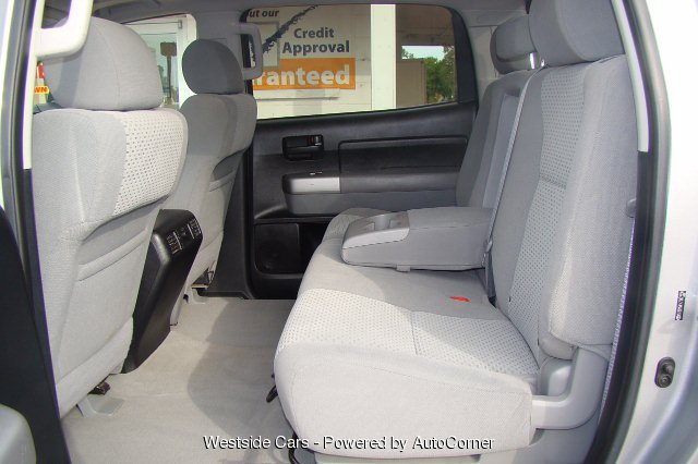 2007 Toyota Tundra SR5 CrewMax 6AT 2WD 6-Speed Automatic