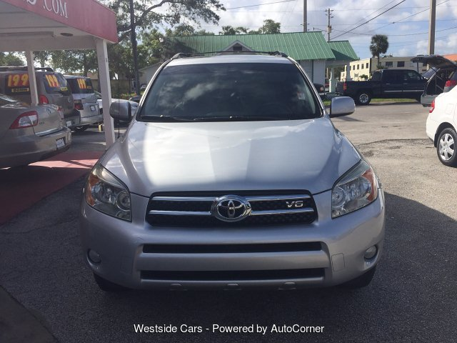2007 Toyota RAV4 Limited V6 4WD with 3rd Row 5-Speed Automatic