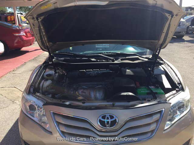 2010 Toyota Camry Camry-Grade 6-Spd AT 6-Speed Automatic