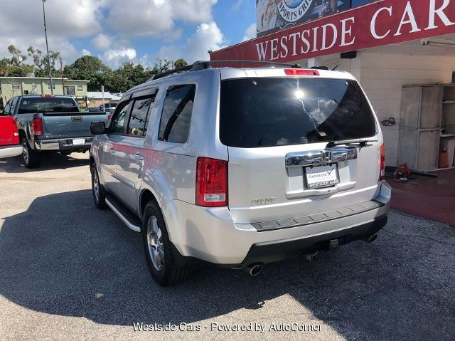 2010 Honda Pilot EX-L 2WD 5-Spd AT with DVD