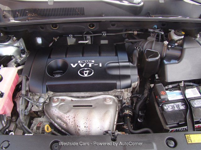 2010 Toyota RAV4 Limited I4 4WD 4-Speed Automatic