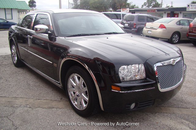 2009 Chrysler 300 Touring 4-Speed Automatic