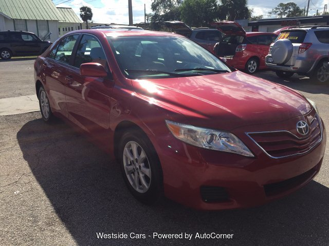 2010 Toyota Camry SE 6-Spd AT 6-Speed Automatic