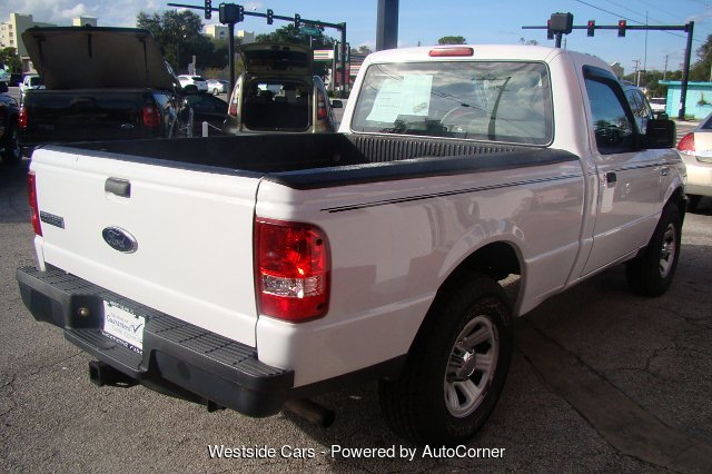2010 Ford Ranger XL 2WD 5-Speed Automatic