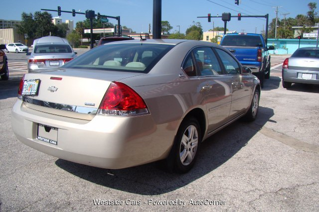 2008 Chevrolet Impala LS 4-Speed Automatic