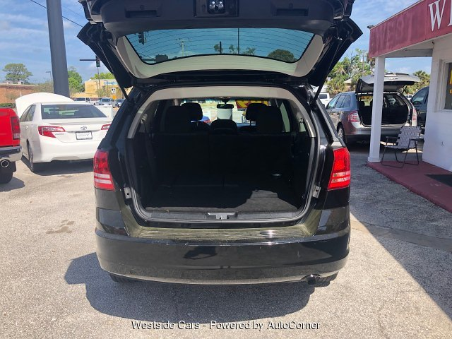 2015 Dodge Journey SE 4-Speed Automatic