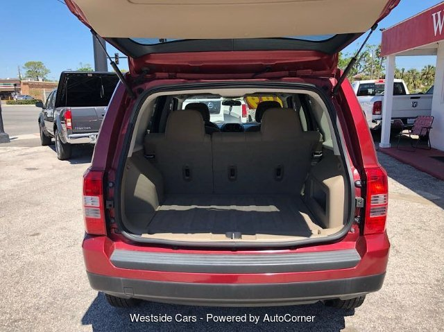 2011 Jeep Patriot 2WD CVT