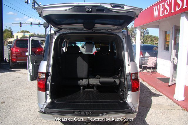 2007 Honda Element SC 2WD AT 5-Speed Automatic